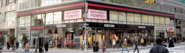 Destination Maternity 28 E 57th St, New York, NY 10022