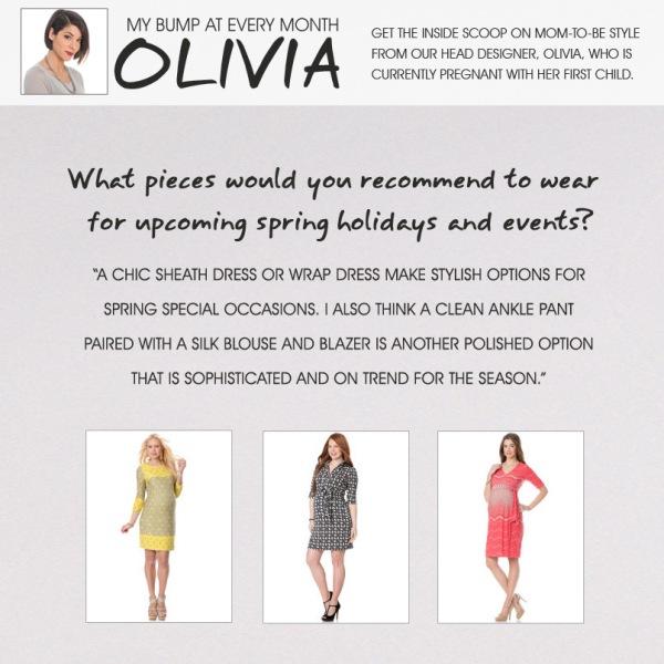 Olivia's Tips