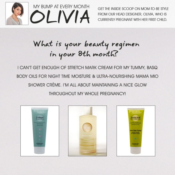 Olivia's Tips- Skincare Edition