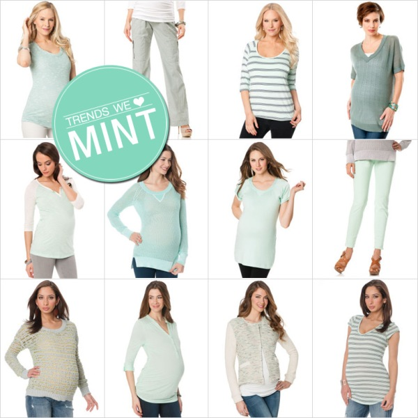 Mint Maternity Clothes