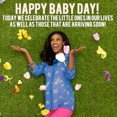 Happy Baby Day!