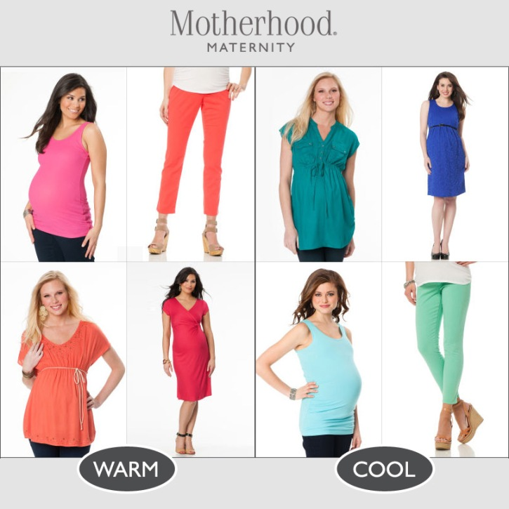 Color Wonder- Motherhood Maternity