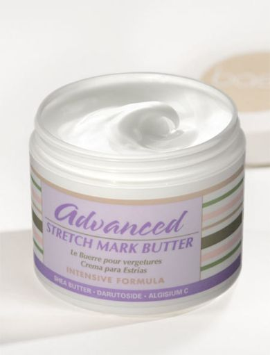 Basq Stretch Mark Butter- Destination Maternity