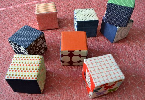 DIY Baby Blocks