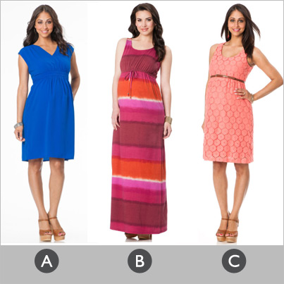 POLL: Baby Shower Dresses
