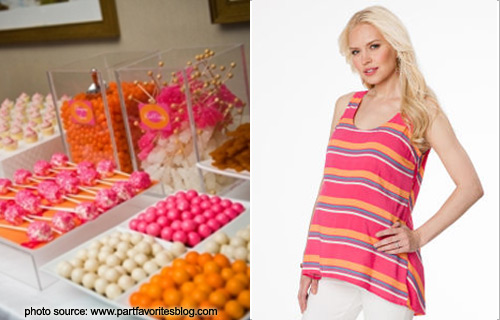 Color Crush: Candy Colored Stripes