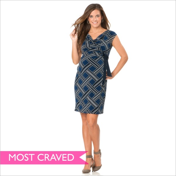 Motherhood Maternity dress