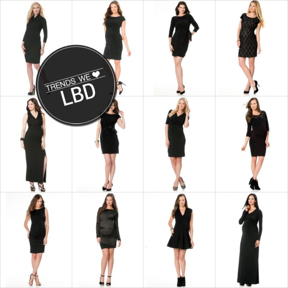 b012e3e7dc0a7 Is there any lady out there who doesn't love a fabulous LBD? With the  ability to be accessorized with just about anything – say, a pop of color,  ...