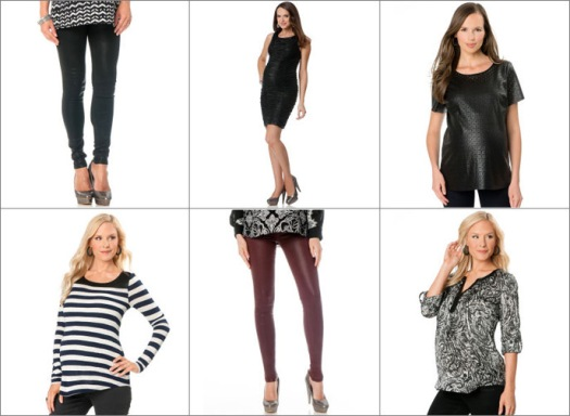 leather maternity clothes