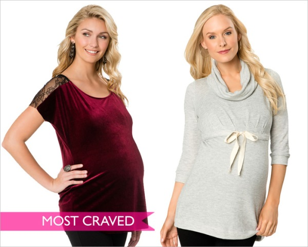 maternity tops