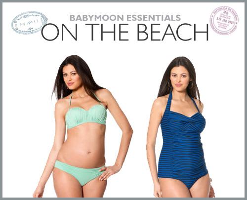 maternity swimwear