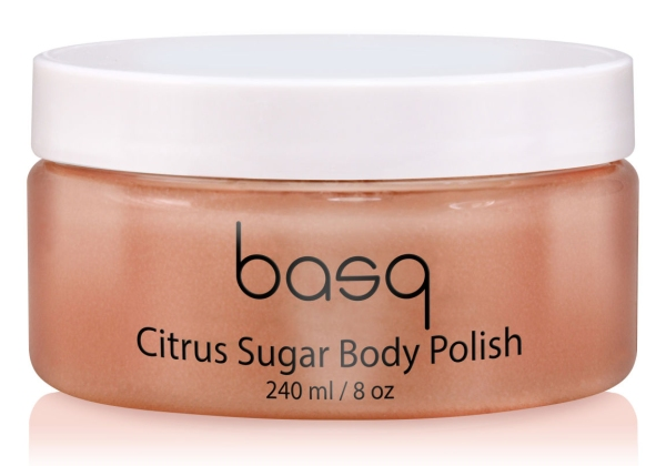 basq citrus body scrub