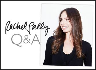 Rachel Pally Q&A