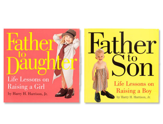 Father to Son and Daughter Books