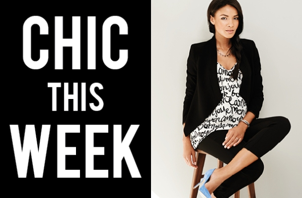 career wear chic this week