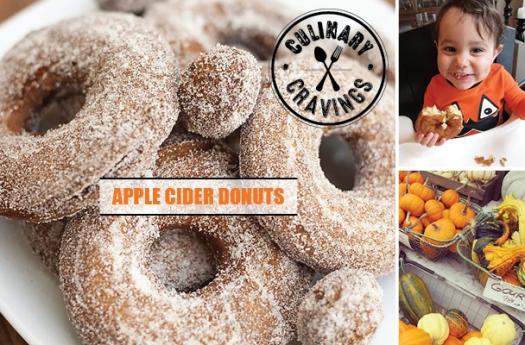 Apple Cider Doughnut Recip