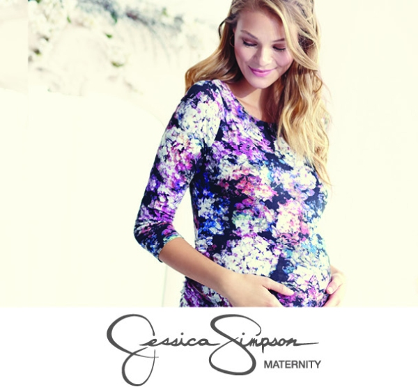 Jessica Simpson Maternity Collection