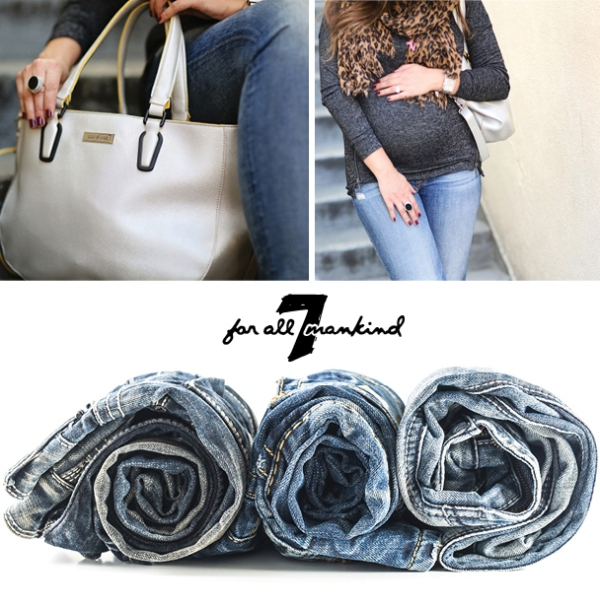 Designer Maternity Denim