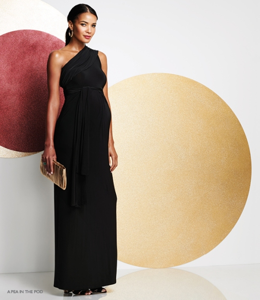 A Pea in the Pod Maternity Holiday Lookbook
