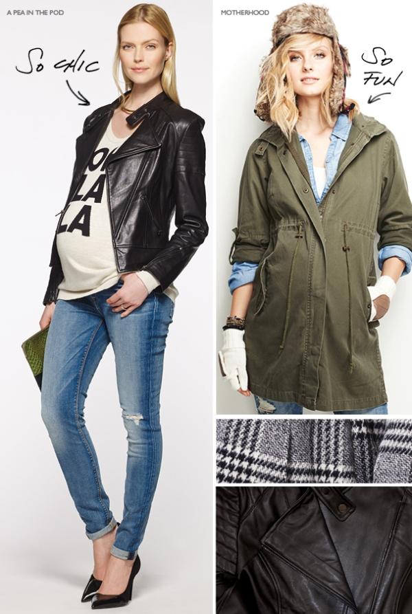 Maternity Coats