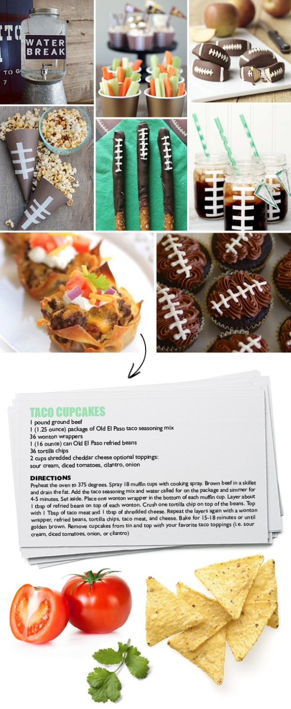 Culinary Cravings: Superbowl Sunday Recipes