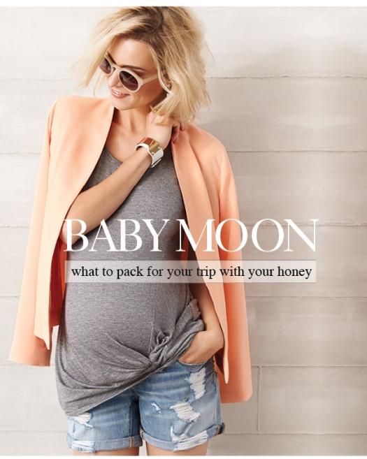 Babymoon Styles