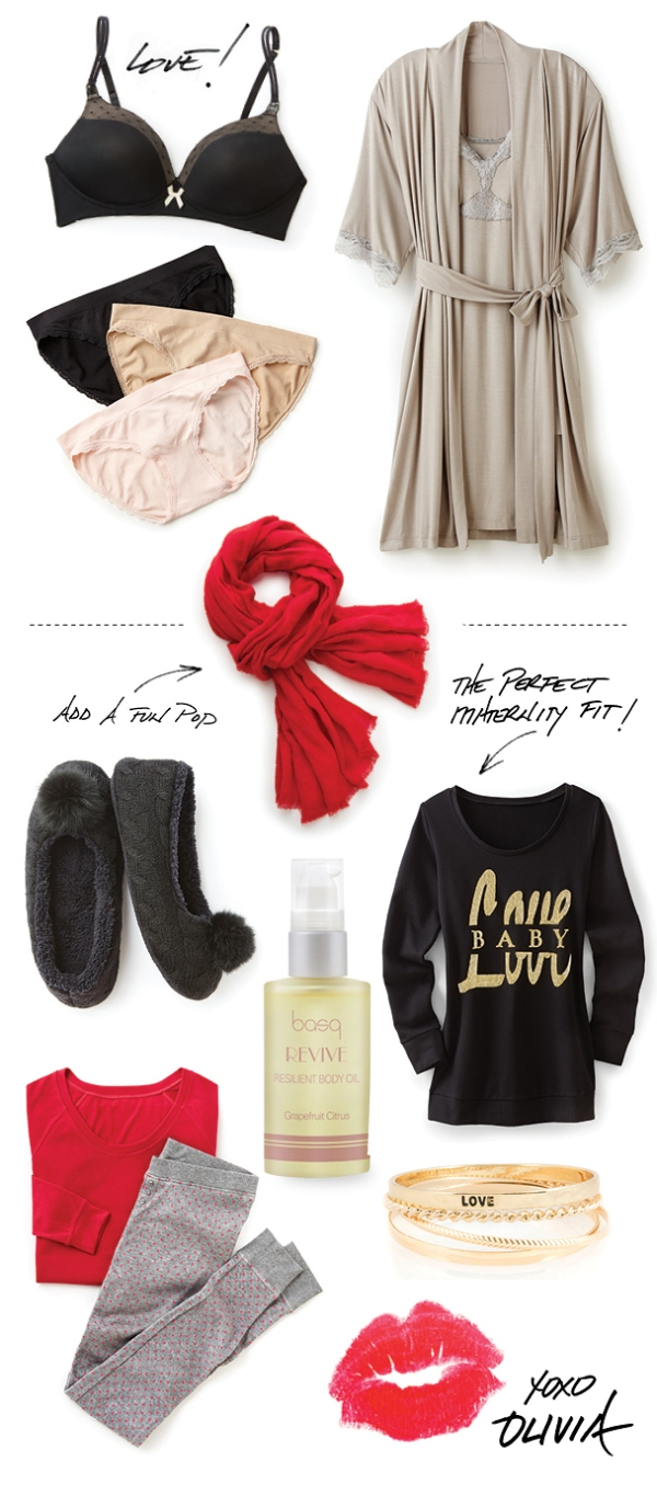 Olivia's Valentines Day Gift Guide