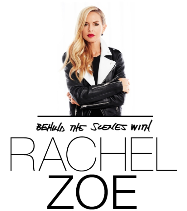 Rachel Zoe for A Pea in the Pod