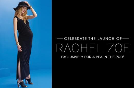 Rachel Zoe Launch For A Pea in the Pod