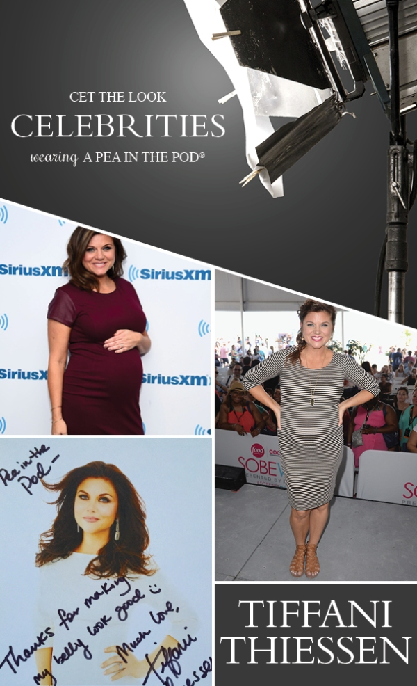 Get The Look: Tiffani Thiessen