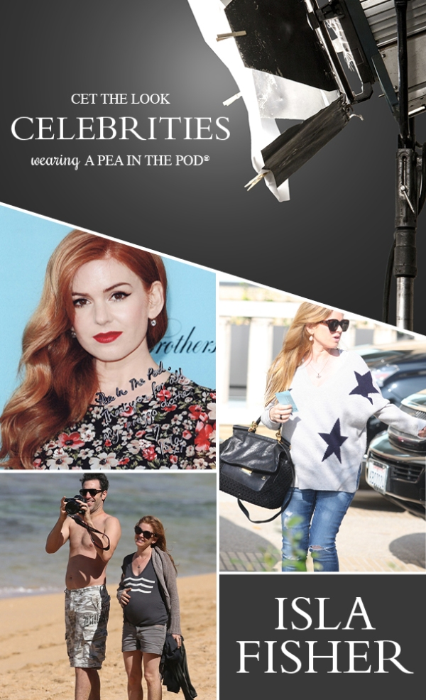 Get The Look: Isla Fisher