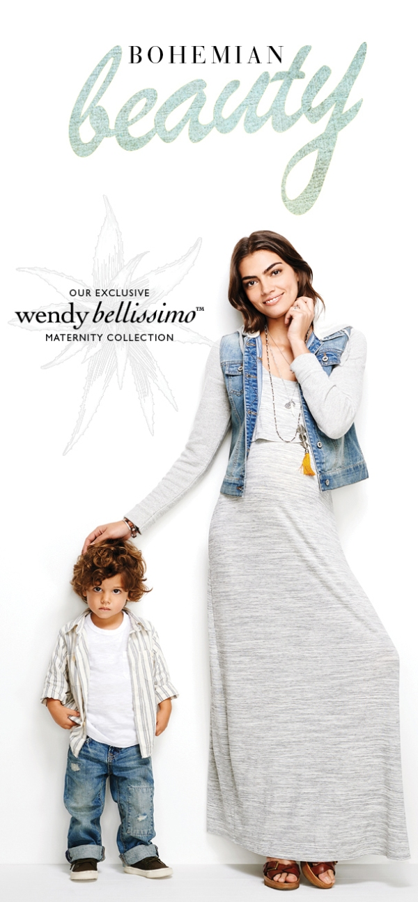 Wendy Bellissimo Maternity