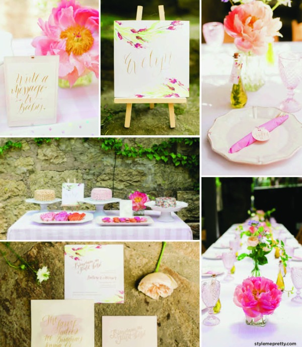 Elegant BabyShower MIDDLE v3