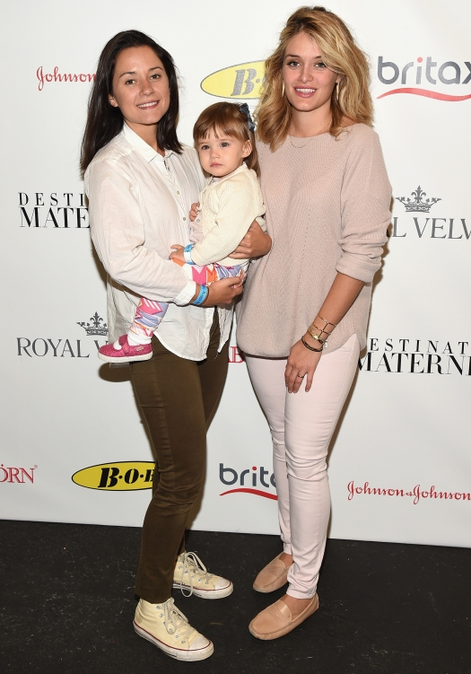 NEW YORK, NY - JUNE 03: Daphne Oz attends the 2015 Baby Buggy Bedtime Bash hosted by Jessica and Jerry Seinfeld and sponsored by Destination Maternity at Victorian Gardens at Wollman Rink Central Park on June 3, 2015 in New York City. (Photo by Bryan Bedder/Getty Images for Baby Buggy)