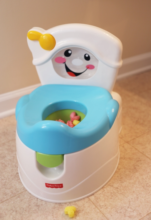The Potty Chronicles