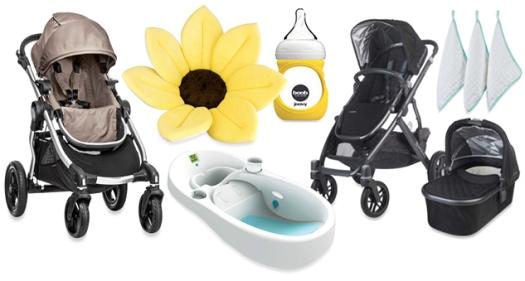 baby shower registry must haves checklist