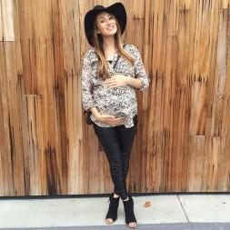 Paige Denim + Blouse