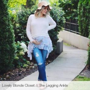 Lovely Blonde Closet