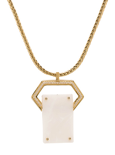 Rachel Zoe Collection Pendant