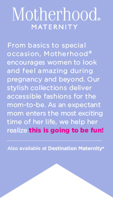 Welcome to the Motherhood Maternity Blog!