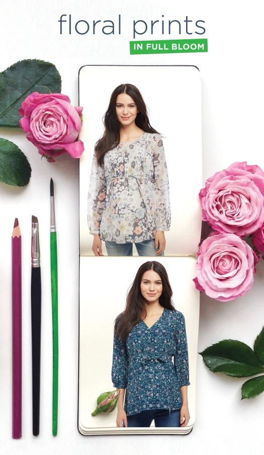 floral prints in full bloom