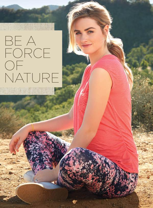 Be a force of nature