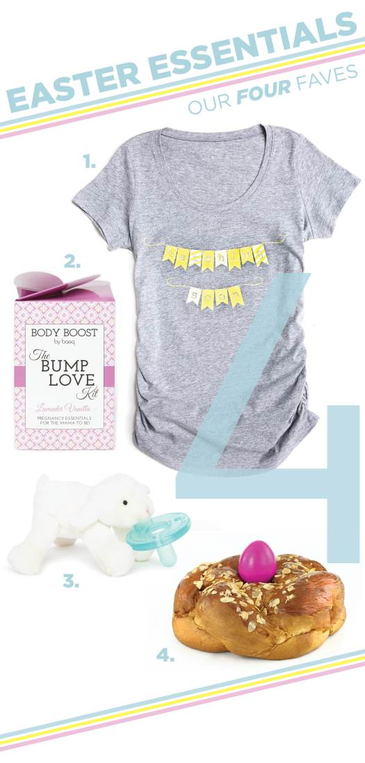 Easter Essentials Our Four Faves