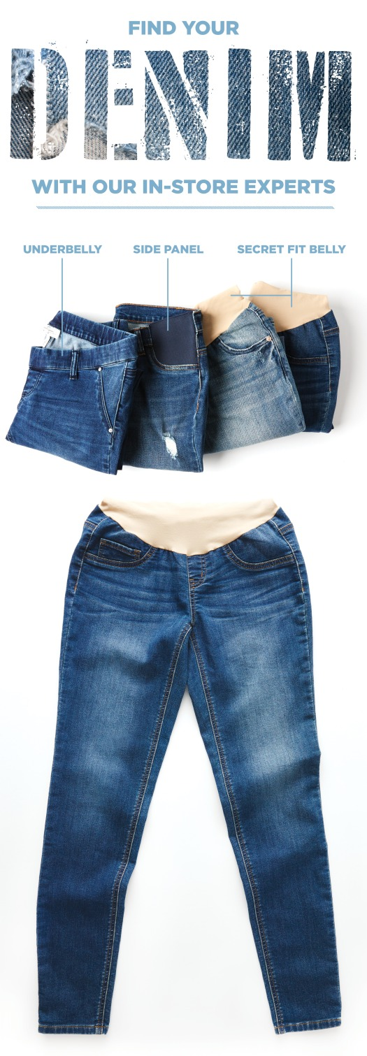 Find your Denim with our in-store experts